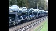 Колко Коли Превозва Този Влак ?