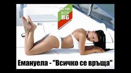 Promo Emanuela - Vsichko se vrushta Cd Rip 2010