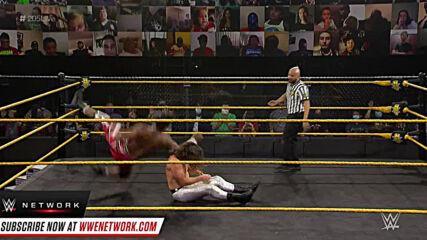 "Isaiah ""Swerve"" Scott vs. Brian Kendrick: WWE 205 Live, Oct. 16, 2020"