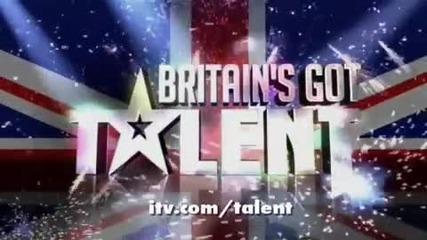 Mr Methane - Britains Got Talent - Show 5