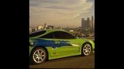 Бързи и Яростни The Fast and the Furious Soundtrack - Organic Audio - Nurega