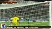 22.06.2010 Нигерия - Южна Корея 1:1 Гол на Лий Юн Со - Мондиал 2010 Юар