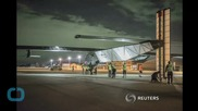 Solar-Powered Plane Lands In Hawaii, Smashes Nonstop Record