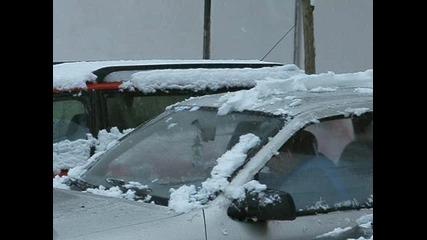 Заваля сняг