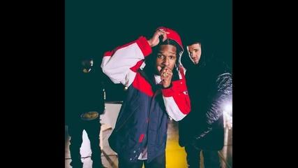 *2016* Drake ft. Asap Rocky - Wu Tang Forever ( Remix )