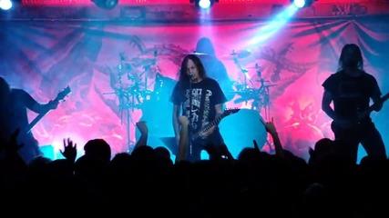 Hypocrisy - Fractured Millenium (live in Sofia 2013)