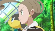 Pokemon X and Y - Episode 5 [ Eng Subs ] Високо Качество