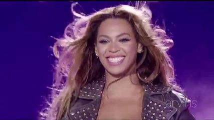Beyoncé - Pretty Hurts - на живо - On The Run Tour