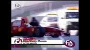 = Легендата Шумахер се завръща - 23 Август 2009 =