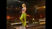 Britney - What It's Like To Be Me (live)