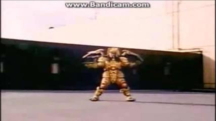 Mighty Morphin Power Rangers Fan-made Opening 1