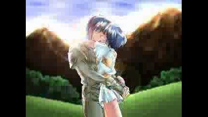 Любов в Аниметата