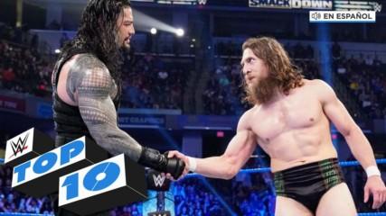 Top 10 Mejores Momentos de SmackDown En Español: WWE Top 10, Oct. 18, 2019