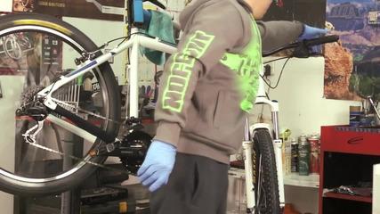 Веломеханик - Еп. 01- Как да подготвим велосипеда след зимата