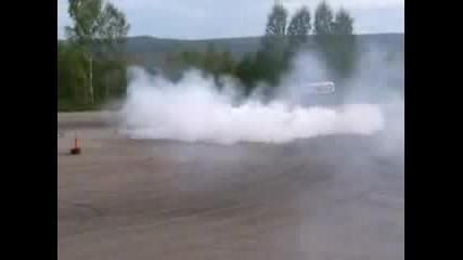 General Lee Audi Drifting