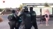 Belarus: Protesters detained in Minsk clashes over preliminary election results