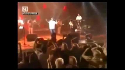 Halid Beslic - Put me zove - (Live) - (Cibona Zagreb 2008)