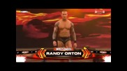 Randy Orton - Stronger [ The Viper mv]