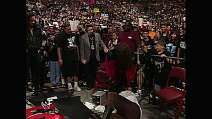 Mankind vs. Kane – Hell in a Cell Match: Raw, Aug. 24, 1998 (Full Match)