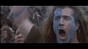 превод: Умри с чест * Braveheart & Manowar - Die with Honor * Бг + Lyrics [ hd & hdr ]