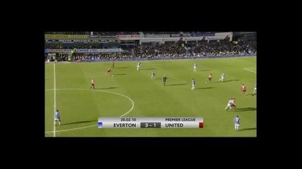 Dimitar Berbatov 2009 - 2010 All goals for Manchester United