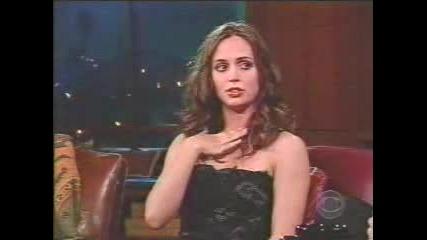 Eliza Dushku - May 2002