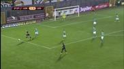 Локерен 1:0 Легия ( варшава ) ( лига европа ) ( 27.11.2014 )