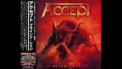 Accept - Thrown to the wolves japan only