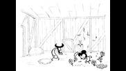 Хрус team - Върколакът vs Мики Маус
