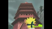 Naruto - Ep.196 - Hot - Blooded Confrontation Student vs Sensei{eng Audio}