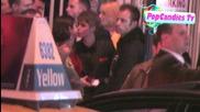 Джъстин и Селена Гомес се целунаха