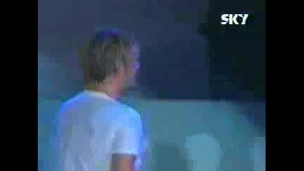 Nick Carter - I Want It That Way - Live