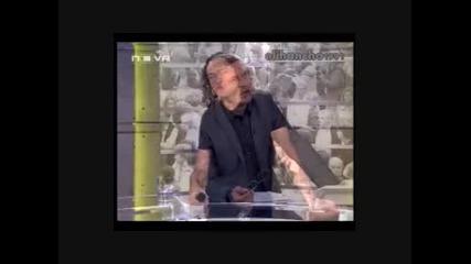 Деян Неделчев При Милен Цветков С Лудия Хит'на Полянката-на живо,интервю-2011
