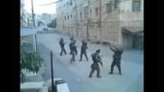 Смях ... Израелски войници денсят на Kesha - Tick Tock Rock the Casba