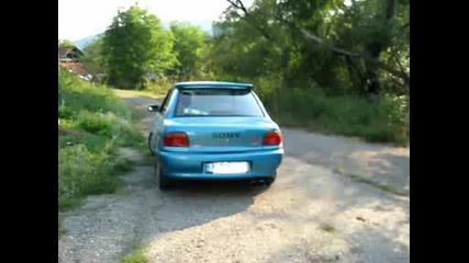 Mazda 121 1300/16v Remus