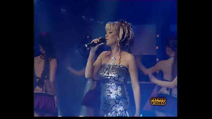 Тони Дачева Кукла Live 4 - Ти Награди На Тв Планета 2005