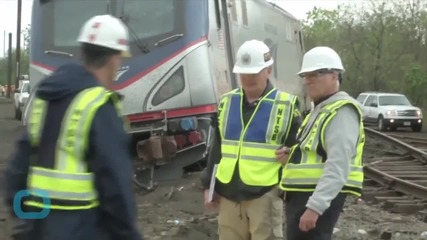 Amtrak Crash: 8 Confirmed Dead