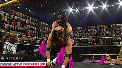 Ever-Rise vs. Bollywood Boyz: 205 Live, Dec. 4, 2020