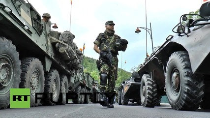 """Romania: US """"Cavalry March"""" heralds show-of-force war games"""