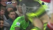 Манчестър Юнайтед - Саутхемптън 0:1 /Висша Лига, 23-ти кръг/