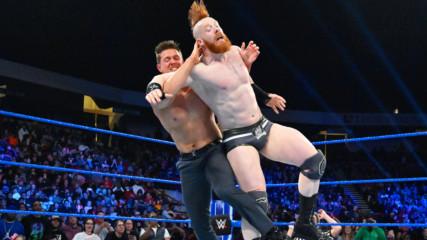 The Miz vs. Sheamus: Разбиване, 14 януари 2019