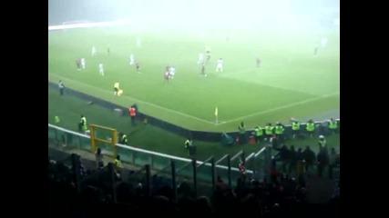 Juventus - Milan 0 - 3: Curva Sud Milano