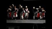 Шопски народен танц - Лозенска младост