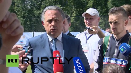 Russia: Slutsky or Borodyuk to be named next Russian football coach - Mutko