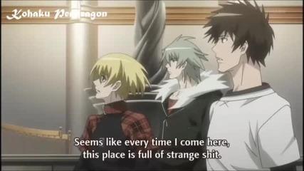 Togainu No Chi Episode 2 English subbed