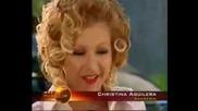 Christina Aguilera Mercedes Commercial