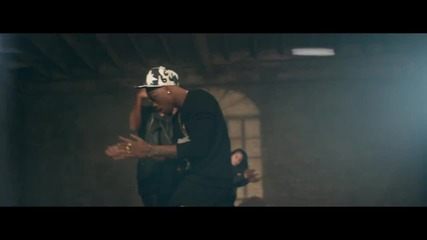 Trevor Jackson - Drop It Remix ft. B.o.b [ Official Music Video ]