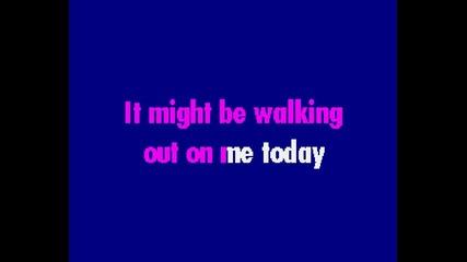 Billy Ray Cyrus - Achy Breaky Heart (karaoke)