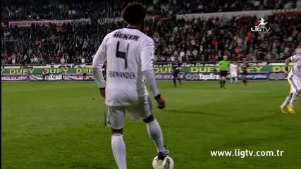 Ricardo Quaresma Goal