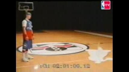 Justin Timberlake Реклама на NBA